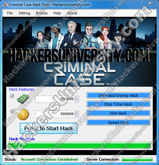 Keygen For Criminal Case Hack V7 4