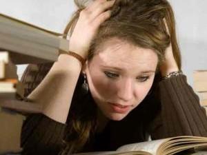 concentrarse para estudiar