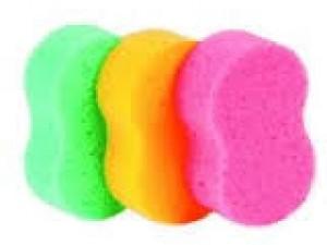 eliminar bacterias de las esponjas