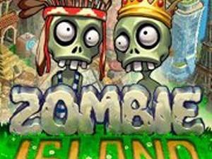 conseguir materiales en Zombie Island