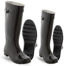 conservar botas de goma