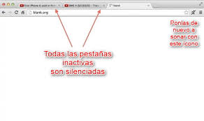 La extensión Mute Inactive Tabs nos permitirá silenciar pestañas de Chrome que estén inactivas