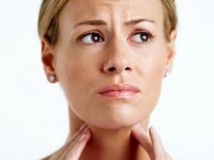Aliviar el dolor de gargante