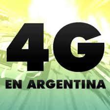 4G en Argentina