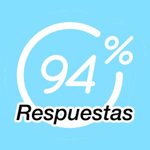 94% respuestas
