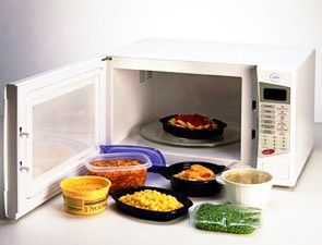 Rcipientes son adecuados para el microondas