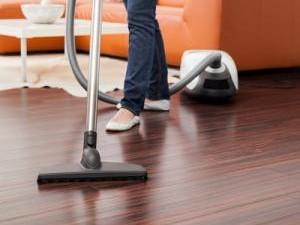 Evitar el polvo en casa