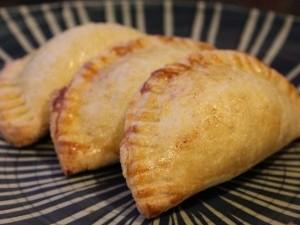 Cómo hacer empanadas de pollo con crema
