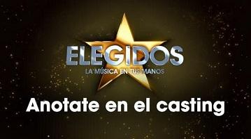casting de Elegidos Segunda Temporada