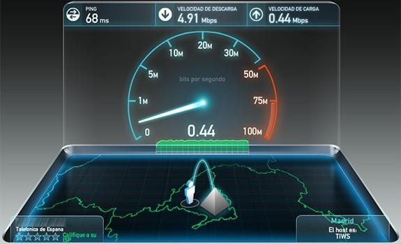 Cómo aumentar la velocidad de Internet