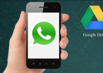 Cómo guardar chats de Whatsapp en Google Drive