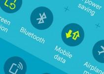 Error desaparición de iconos en Samsung Galaxy S6