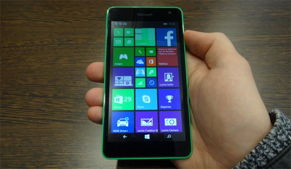 Cómo actualizar Nokia Lumia a Windows Phone 8.1
