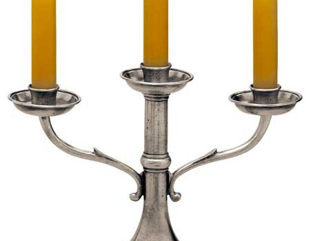 Cómo limpiar candelabros
