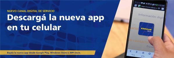 App de EDESUR