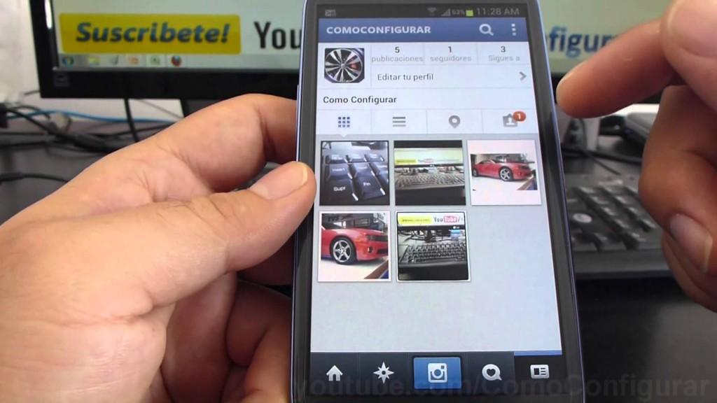etiquetar en instagram