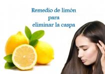 Combatir la caspa con limón, una alternativa