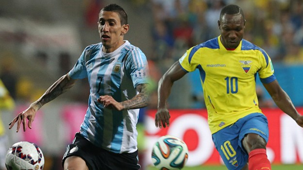 Ver Argentina Vs Ecuador online