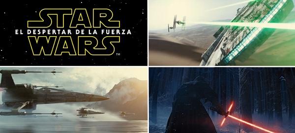 Star Wars VII trailer oficial