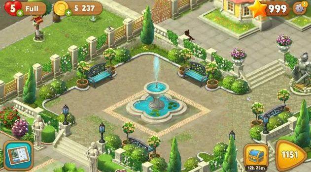 vidas ilimitadas gardenscapes