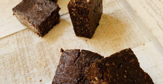 receta brownies saludables