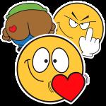 poner emoticones en Twitter