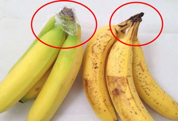 bananas oscuras