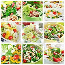 Los mejores tipos de ensaladas descubrilos vos!