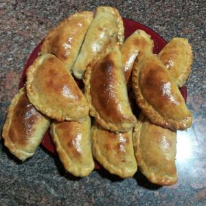 Hacer repulgue para las empanadas
