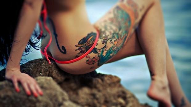 Cómo cuidar a los tatuajes en verano