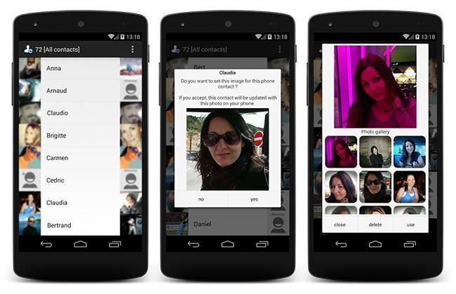Cómo Sincronizar fotos de Whatsapp con la agenda de Android