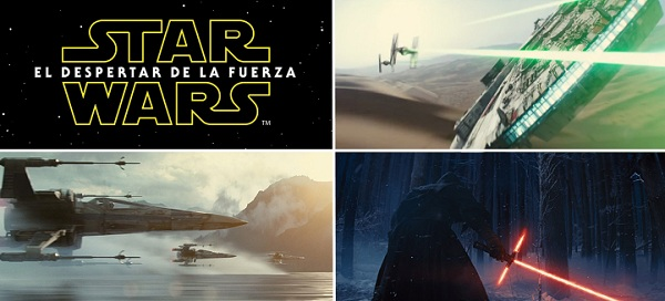 Star Wars VII trailer oficial