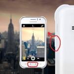 Cómo Hacer capturas de pantalla en Samsung Galaxy J1 Ace
