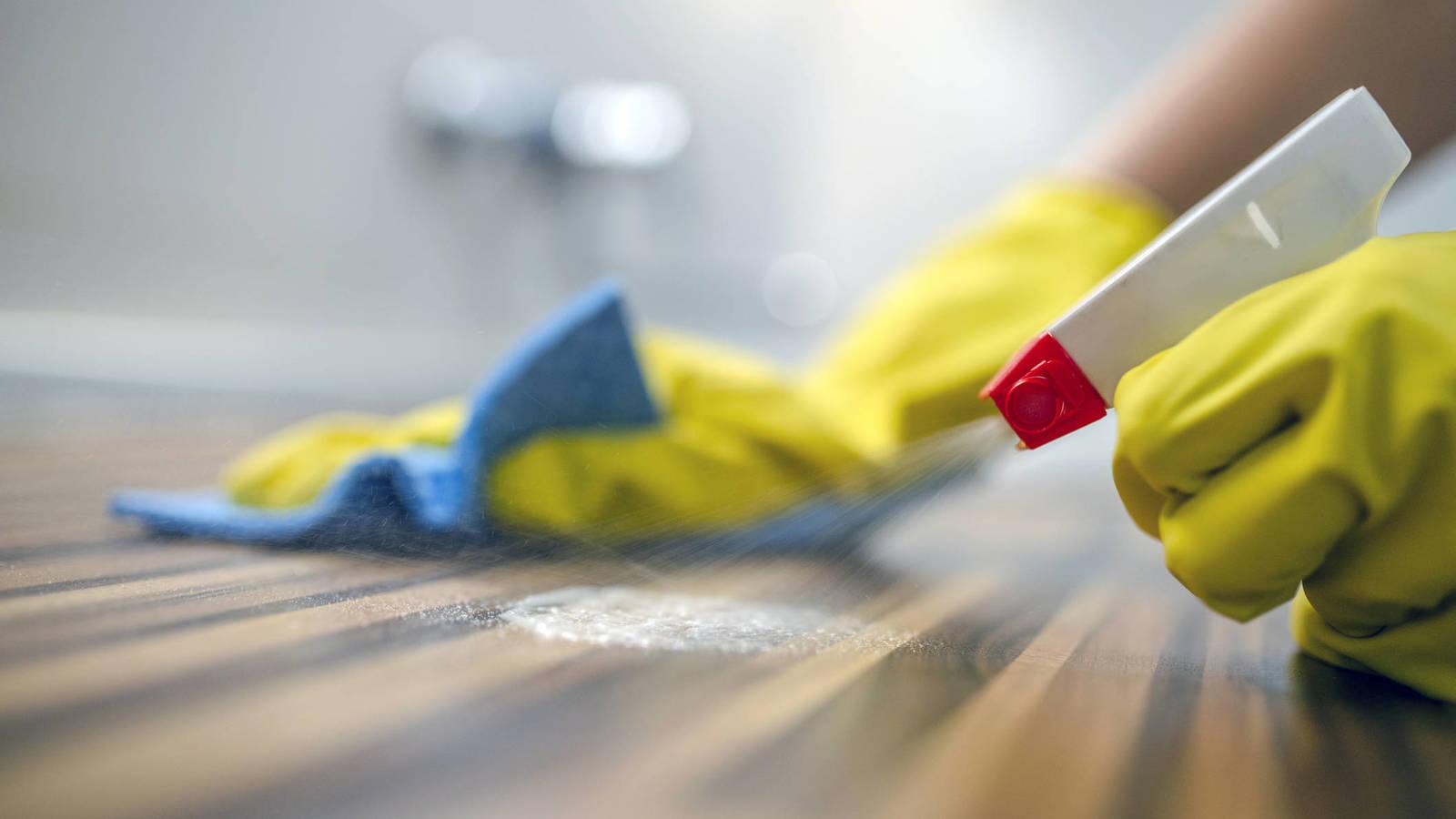 metodos para desinfectar correctamente