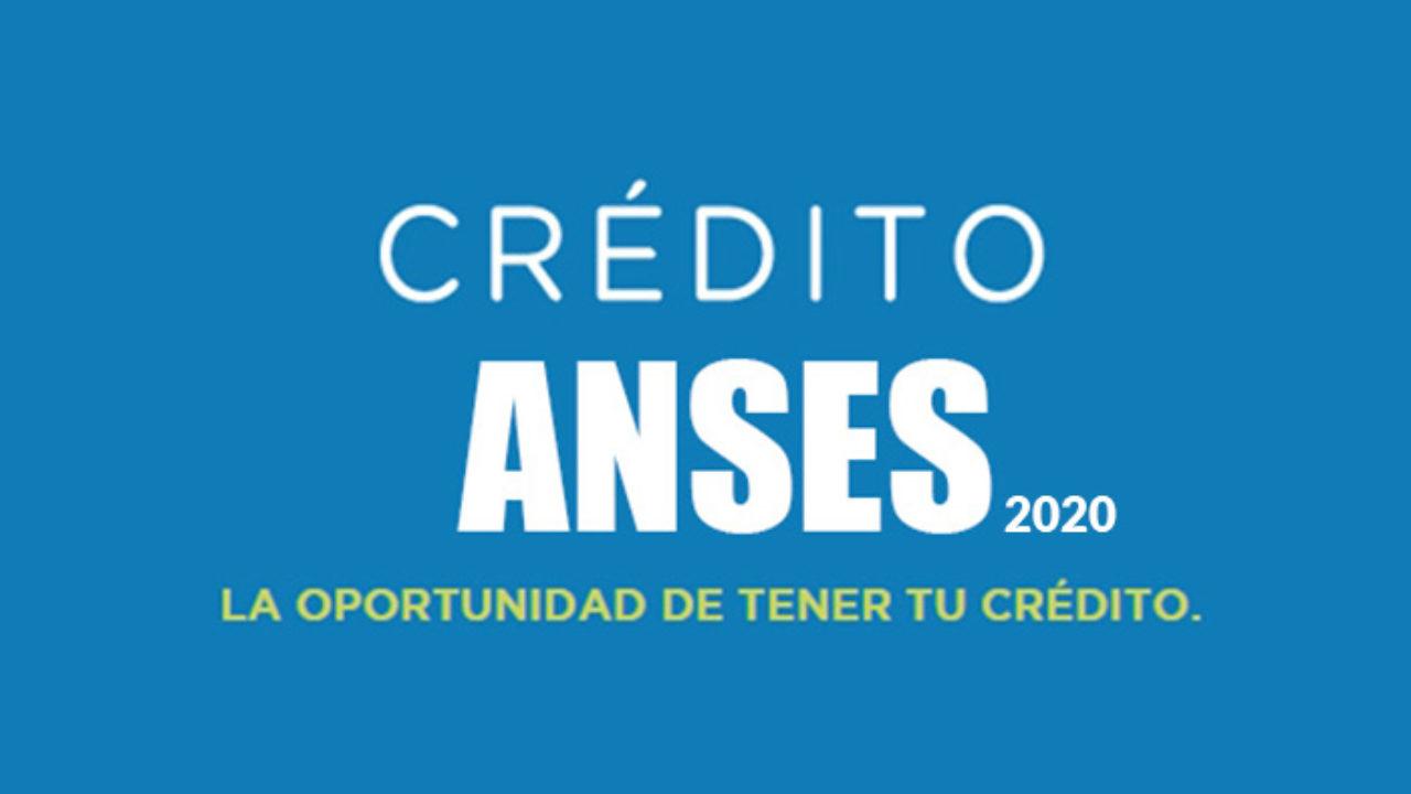 Préstamo ANSES 2020