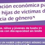 Reparación Económica para niños,niñas y adolescentes