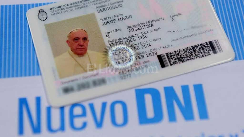 DNI Bergoglio
