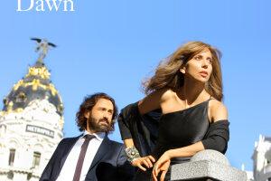 Álbum Dawn: Magos Herrera y Javier Limón